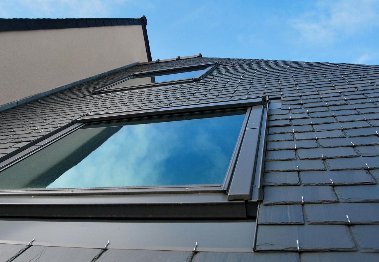 Barre D Ouverture Velux avec pose de fenêtres de toit.   godefroy couverture